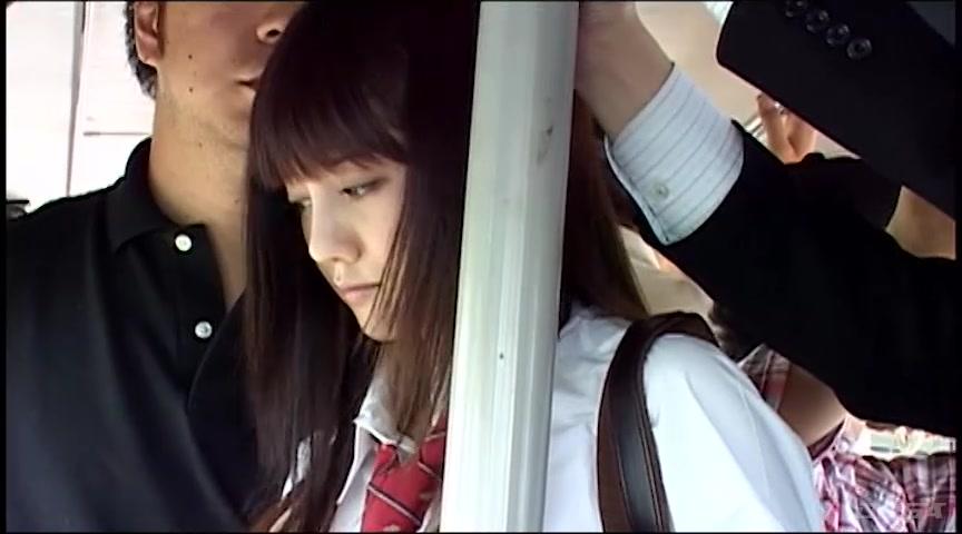 「中出し痴漢バス女子校生 みづなれい」-001