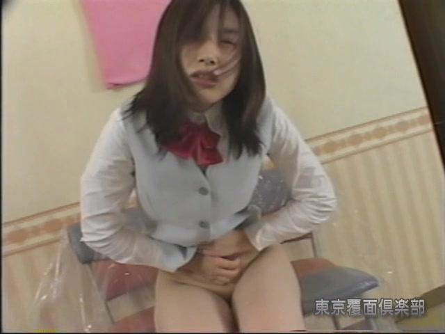 「君崎加織の美少女のウンチ10」-001