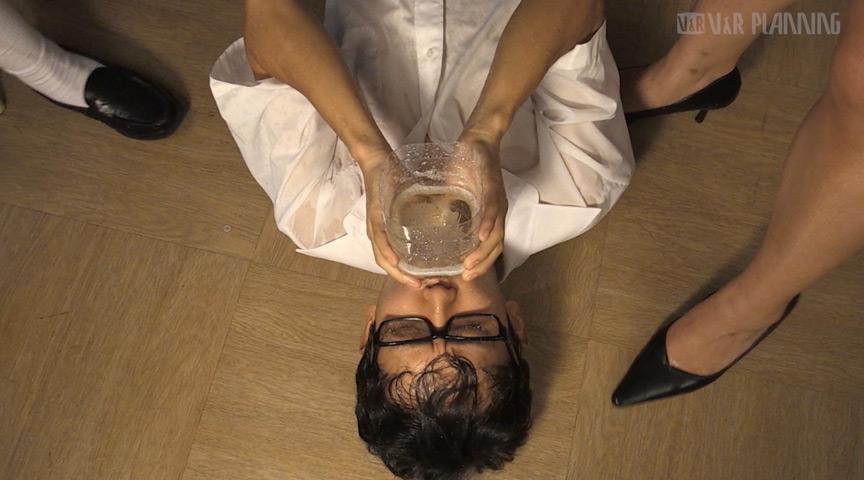 「強制飲尿学園 小便直飲令」-006